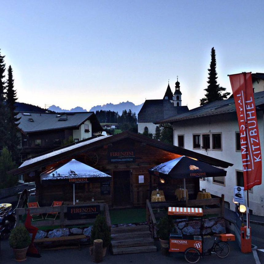 FIRENZINI beim Filmfestival Kitzbühel
