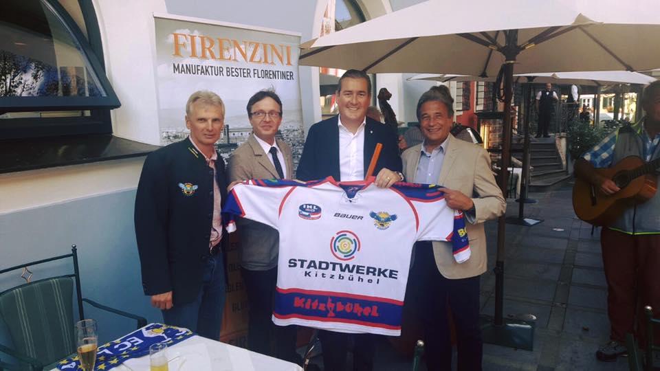 Firenzini & EC Die Adler Kitzbühel
