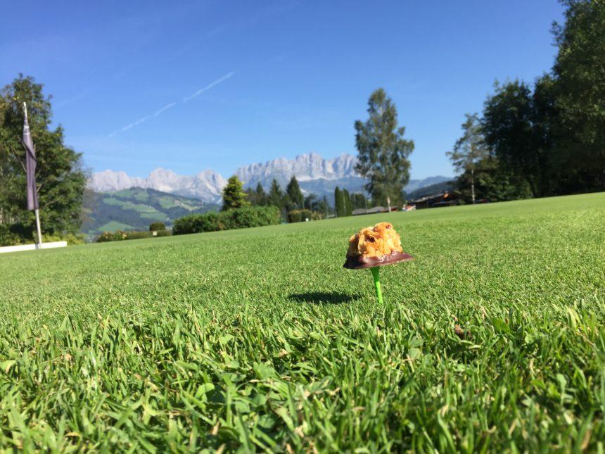 FIRENZINI am GC Kitzbühel-Schwarzsee bei der Mercedes-Benz HUGO BOSS Golftrophy