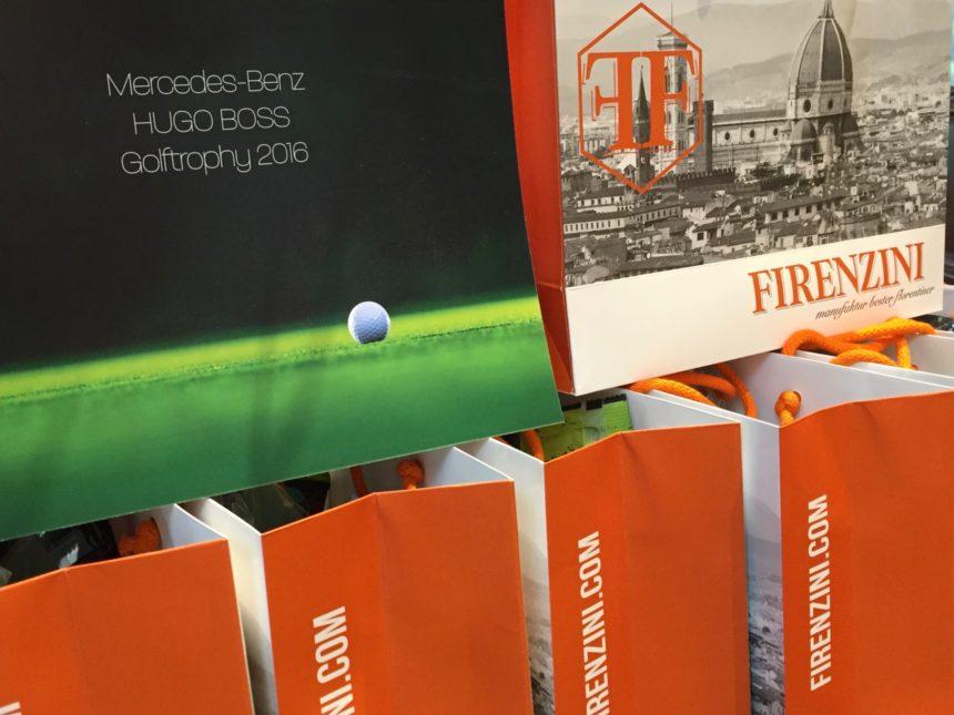 Mercedes-Benz HUGO BOSS Golftrophy mit FIRENZINI