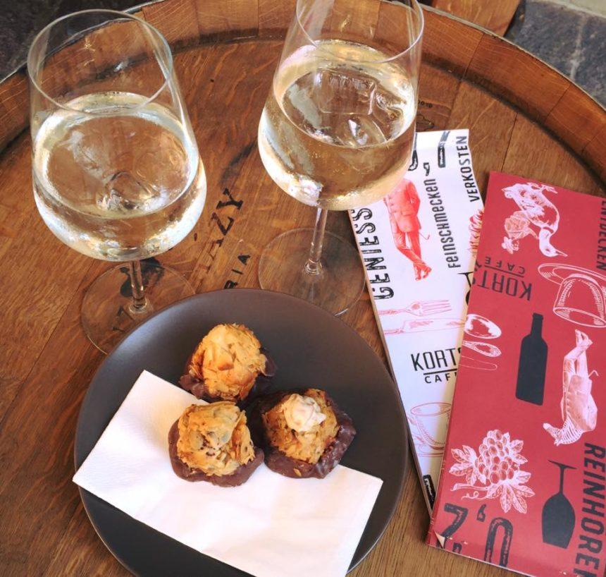 Firenzini bei Kortschak Café & Wein, Kitzbühel