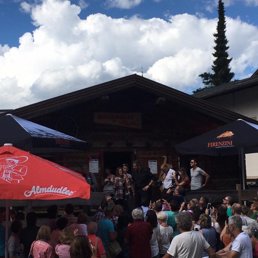 FIRENZINI beim Musikfestival Kitzbühel