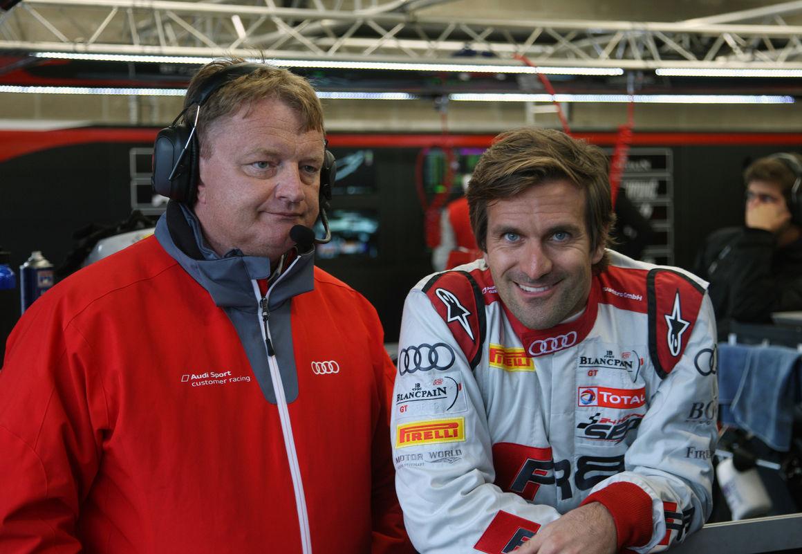Markus Winkelhock & Firenzini