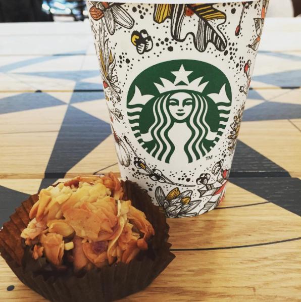 FIRENZINI bei Starbucks (repost sarah___ch_)
