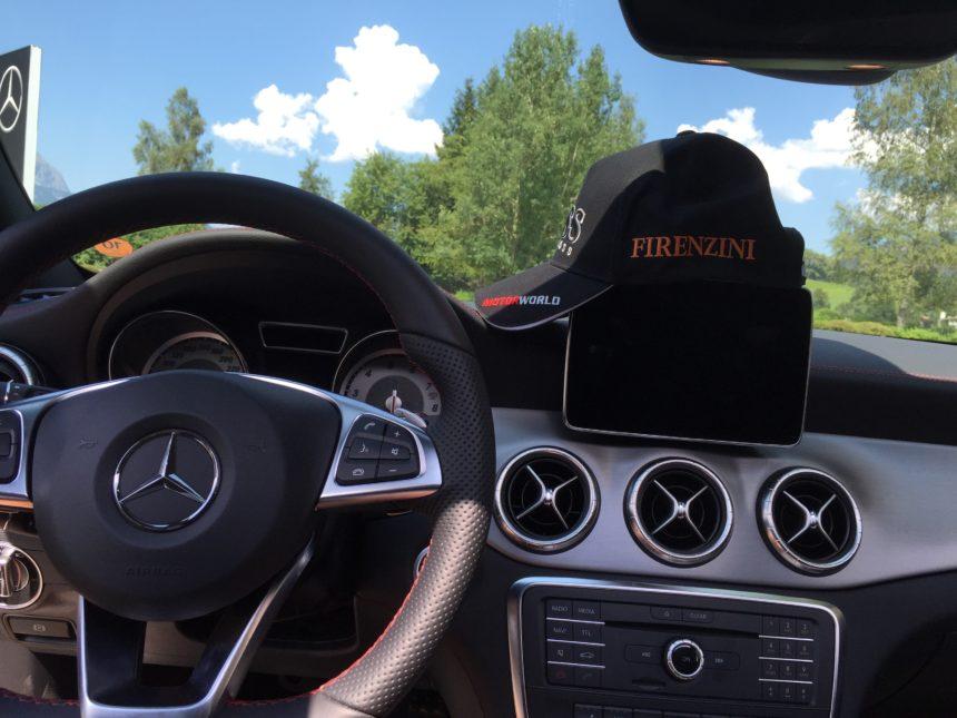 FIRENZINI bei der Kitzbühel Summer Experience von Mercedes Benz