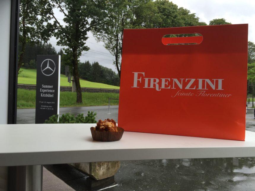 FIRENZINI bei der Kitzbühel Summer Experience von Mercedes-Benz