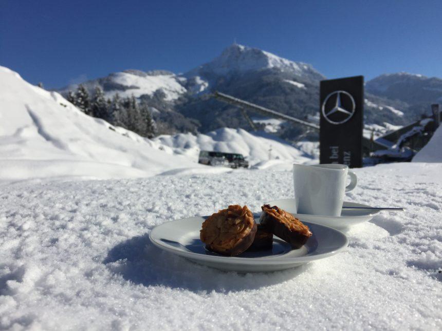 FIRENZINI bei der Mercedes-Benz Offroad Experience