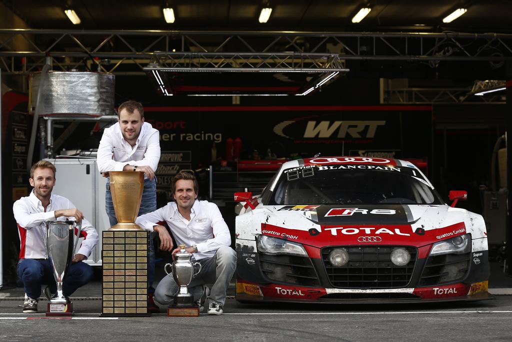 Markus Winkelhock & Firenzini – 24h Spa