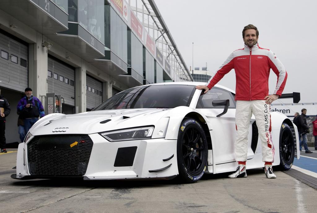 Audi R8 LMS, Markus Winkelhock